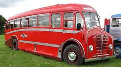 Foden Coach MYU 296 Kelsall Show Frank Hilton IMG_3130 (Frank Hilton.) Tags: bus classic car vintage bedford lorry trucks erf morris tractors albion commercials foden atkinson aec fergy