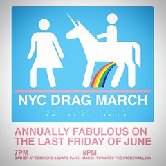 Join the NYC Drag March! Friday, June 24 7PM gather at Tompkins Square Park 8PM march towards the Stonewall Inn  Event invite: https://www.facebook.com/events/1798687637030479 #nycdragmarch #pride #lgbt #lgbtq #lgbtpride #nycpride #gay #lesbian #bisexual (VJnet) Tags: new york city nyc gay lesbian poster square drag march flyer banner glbt pride transgender lgbt squareformat bisexual dragqueen queer questioning asexual intersex lgbtqia lgbtq iphoneography instagramapp uploaded:by=instagram nycdragmarch