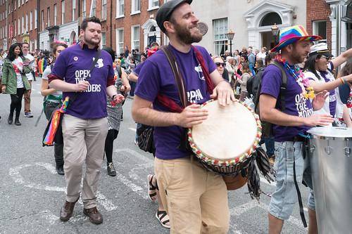 PRIDE PARADE AND FESTIVAL [DUBLIN 2016]-118163