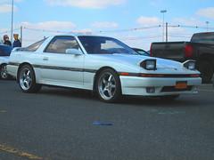 Supra (Joe Folino ( LoopRunner )) Tags: white 3 classic cars car mark iii toyota modded supra