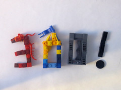 300 Followers!+Q&A! :) (JAlexanderHutchins) Tags: color words lego 300 followers