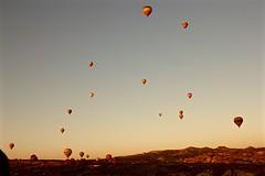 Goreme, Cappadocia, Turkey (Teaching Travelers) Tags: turkey cappadocia balloon hot air goreme hiking rose valley