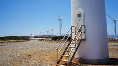 Space base (Pavel Nikolaevich) Tags: blue sky church wind outdoor farm space greece crete base