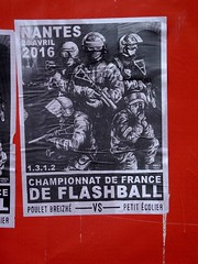 DSCN8088 (Cocomilie) Tags: graffiti riot anarchism nantes punchline