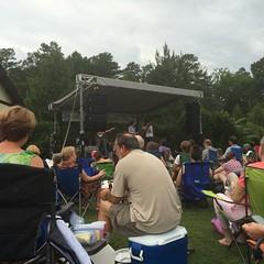 Mount Moriah Concert, Duke Gardens (kmoliver) Tags: concert dukegardens mountmoriah musicinthegardens