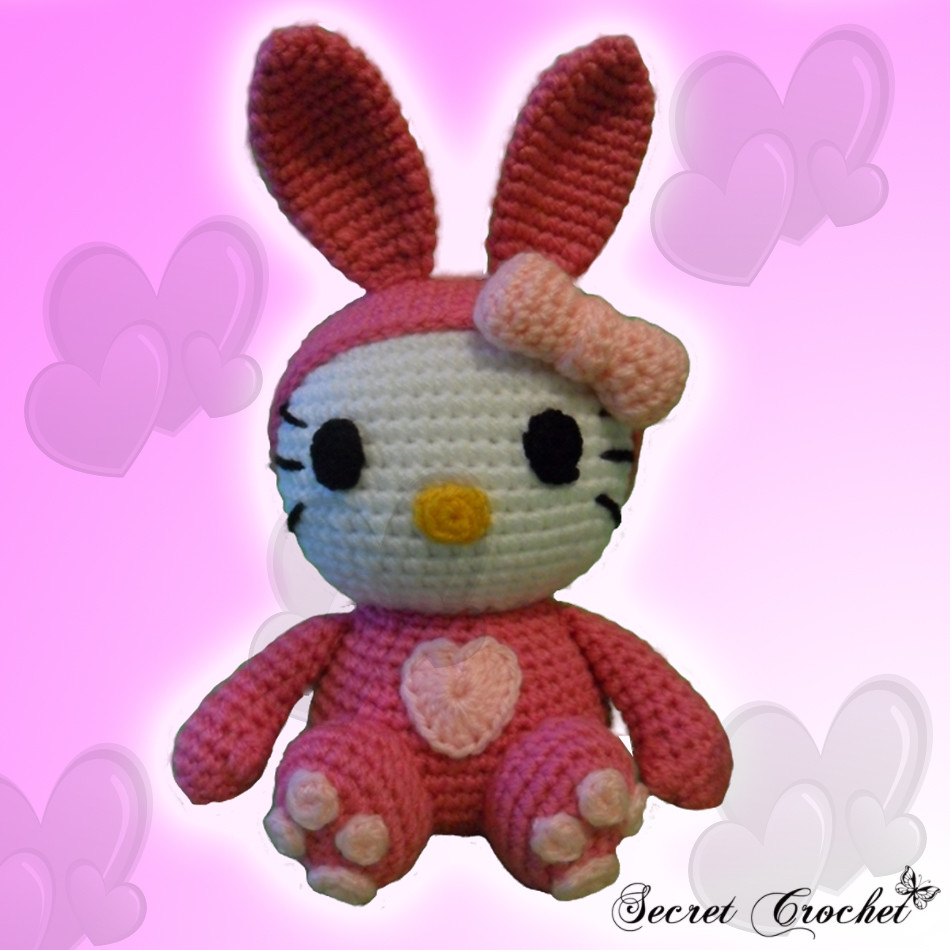 Bunny Amigurumi Anleitung : The Worlds Best Photos of amigurumi and hellokitty ...