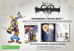 dition limite Kingdom Hearts HD (Shady_77) Tags: squareenix artbook kingdomhearts ps3 editionlimite kingdomheartshd