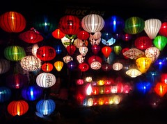 Colourful Lanterns (Khnh Hmoong) Tags: travel light night dream lantern colourful uploaded:by=flickrmobile flickriosapp:filter=nofilter