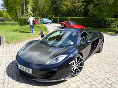 McLaren MP4-12C Special Operations (George Matthews) Tags: uk house cars sports car george super special exotic mclaren operations carbon rare matthews supercars cliveden pistonheads 2013 mp412c supercarsuk