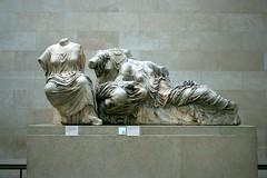 Elgin figures (RPahre) Tags: elginmarbles sculpture britishmuseum london england unitedkingdom museum robertpahrephotography copyrighted donotusewithoutwrittenpermission donotusewithoutpermission allrightsreserved