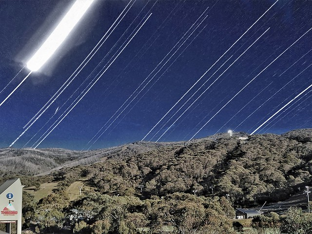 longexposure moon stars astrophotography planets startrails ssc frontview thredbo iphone superimpose iphone5 photoshopexpress exifeditor iphoneography slowshuttercam snapseed astrophoneography