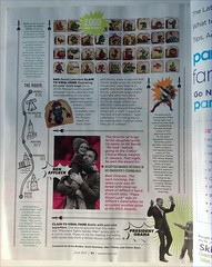 Parenting magazine, June 2013 (D Laferriere) Tags: art magazine bag sandwich sharpie parenting laferriere