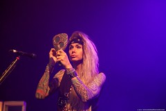 2013_05_17_Steel_Panther_432 (michaelhurcomb.com) Tags: toronto concert heavymetal bighair 80s hairspray rockband kramer spandex hairmetal leotards 80sfashion steelpanther