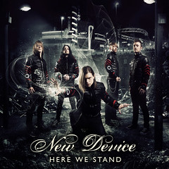 New Device - here we stand (CowGummy) Tags: uk colour london rock metal photoshop canon studio photography layout design graphicdesign artwork album cd band cover nd processing cowgummy nostrobistinfo paulharries herewestand canon5dmkii stevenmeyerrassow newdevice removedfromstrobistpool seerule2