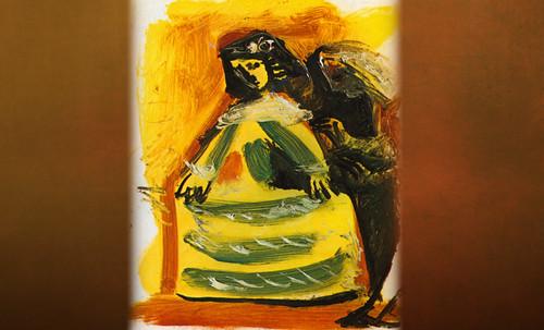 """Meninas, iconósfera de Diego Velazquez (1656), estudio de Francisco de Goya y Lucientes (1778), paráfrasis y versiones Pablo Picasso (1957). • <a style=""""font-size:0.8em;"""" href=""""http://www.flickr.com/photos/30735181@N00/8747982738/"""" target=""""_blank"""">View on Flickr</a>"""