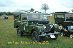 SXF 455 (PeterJarman2001) Tags: 1 utility rover civil land series 86 defence sxf 455 cavalcade rushden