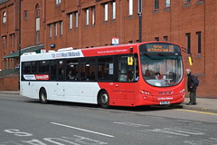 National Express West Midlands Volvo B7RLE 2025.BX61LKM - Wolverhampton (dwb photos) Tags: urban bus eclipse volvo wright westmidlands nationalexpress wolverhampton 2025 bx61lkm