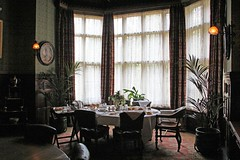 Parlour, Cragside, Northumberland (Geraldine Curtis) Tags: northumberland parlour nationaltrust williammorris artsandcrafts cragside