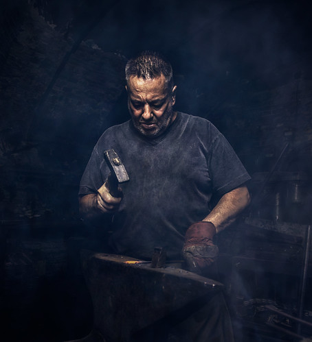 Blacksmith  (getty)