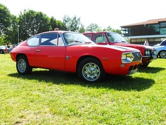 Lancia Fulvia Sport Zagato 1300 (1967) (Transaxle (alias Toprope)) Tags: auto show berlin classic cars beauty car sport vintage nikon power antique voiture historic coche soul classics 1967 oldtimer bella autos veteran macchina coches fulvia lancia voitures toprope antigo 1300 antigos zagato sz oldtimershow glien paaren 2013 alloybody fullalloy