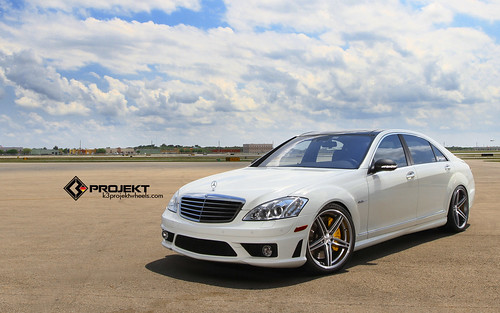 K3 Projekt Wheels Mercedes S63 on F2 Concave Wheels 20x9 & 20x10.5