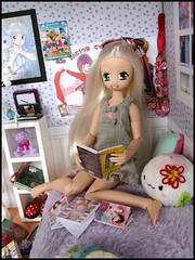 #11 (MarieMako) Tags: doll bjd fairyland pipi dollhouse pongpong azone pureneemo rements excute pukipuki diorame