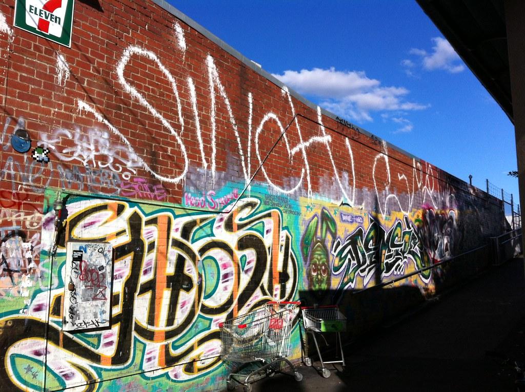 Sinch 2 Chasing Ghosts LDN MELB Tags Street Streetart Art
