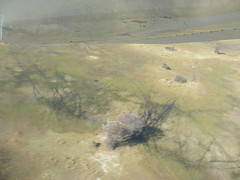Botswana. Delta del Okawango (escandio) Tags: botswana 2008 avioneta okawango africaaustral