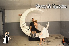 Moon Booth - June 12, 2013 at 11:09PM (DaveMosher) Tags: daveandkendra