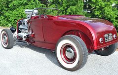 "1929 Model A Roadster • <a style=""font-size:0.8em;"" href=""http://www.flickr.com/photos/85572005@N00/9042631343/"" target=""_blank"">View on Flickr</a>"