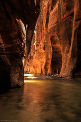 Zion Narrows (Don Sullivan) Tags: water river utah ut unitedstates hiking canyon zion zionnationalpark slot nationalparks virginriver zionnarrows canonef1635f28liiusm canoneos5dmarkiii