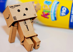 Danbo: Ready for summers (KlickzBySri) Tags: kids creativity nikon funny creative danbo d80 tpoy klickzbysri