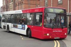 National Express West Midlands Volvo B10L/Wright Liberator 1421 (P421 EJW) (john-s-91) Tags: walsall 1421 volvob10l nationalexpresswestmidlands wrightliberator p421ejw walsallroute39