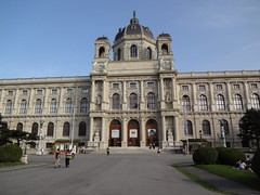 Kunsthistorisches Museum entrance