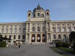 Kunsthistorisches Museum entrance