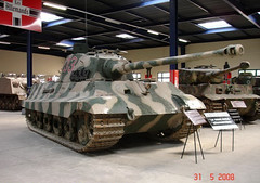 "PzKpfw VI Ausf.B -Tiger II  (4) • <a style=""font-size:0.8em;"" href=""http://www.flickr.com/photos/81723459@N04/9329759092/"" target=""_blank"">View on Flickr</a>"