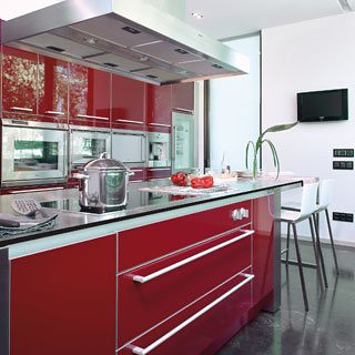 formica en cocinas