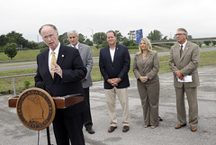 07-24-13 Governor Bentley Announces More Than $372 Million for 45 Counties in Final Phase of ATRIP Funding
