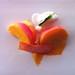 """Peeling off peaches"""