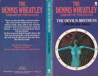 J.W. Brodie-Innes - The Devil's Mistress (Dennis Wheatley Library of the Occult)