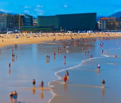 Zurriola (Ivaj Aicrag) Tags: beach san sebastian playa donosti vasco euskadi donostia gros zurriola kursaal guipuzcoa gipuzkoa hondartza país