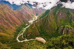 Machu Picchu valley