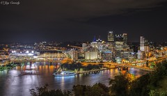 Pittsburgh, PA (JayCass84) Tags: city light urban building water beautiful architecture buildings river point landscape photography lights landscapes photo flickr pittsburgh view pennsylvania stadium awesome skylines mtwashington citylandscape flick hdr pncpark pgh confluence urbanlandscapes urbanlandscape urbanskyline urbanphotography 412 burgh urbanarchitecture steelcity cityarchitecture citylandscapes instagram instagramapp