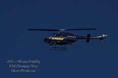 Flying Cops (OksiesWorld) Tags: sky nature outside outdoors evening flying nikon 1967 choper 200mmlens nikond3100