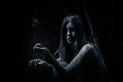 (Alessio Albi) Tags: portrait nikon ghost dust conceptual flour 50 d600