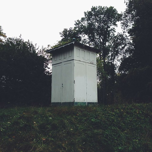 Park Cabin #iphoneography #lund