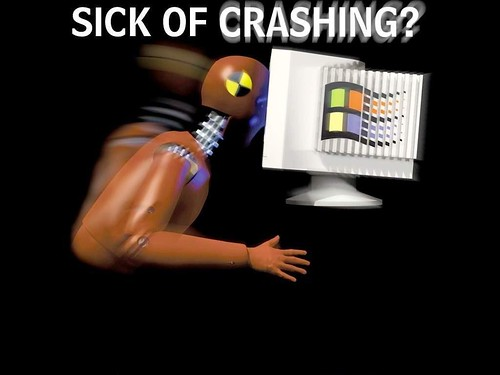 Windows_XP test crash