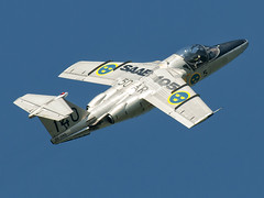 Saab 105. Waddington 2013 (Pete Fletcher Photography) Tags: