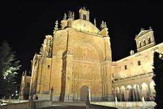 Iglesia y Convento de San Esteban, Salamanca. (lumog37) Tags: church architecture arquitectura gothic iglesia convento convent plateresco gótico