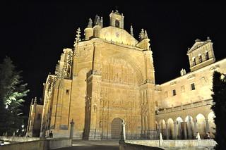 Iglesia y Convento de San Esteban, Salamanca.